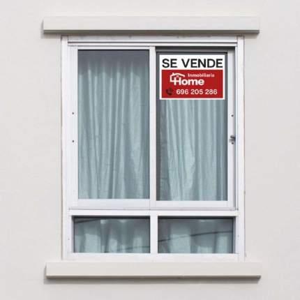 carteles en vinilo para inmobiliarias
