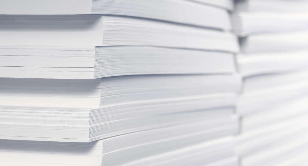 Folios en tamaño Din A4