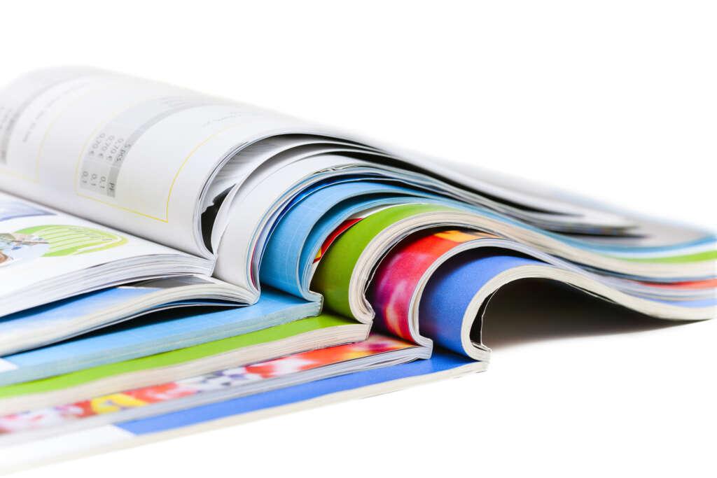 Ejemplo de producto impreso en huecograbado