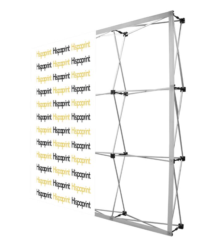 estructura facil photocall
