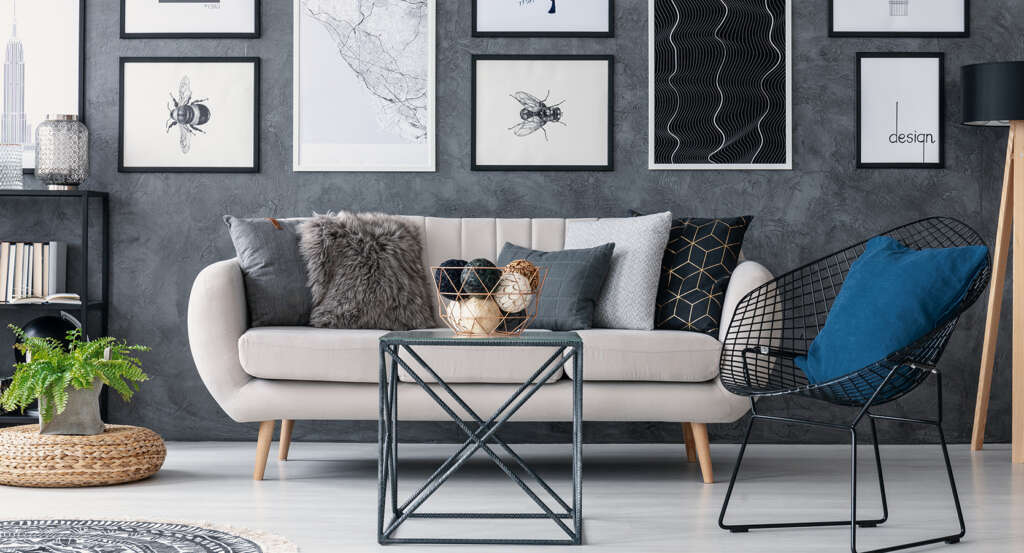 Personaliza tu lámina decorativa estilo nórdico en Hispaprint