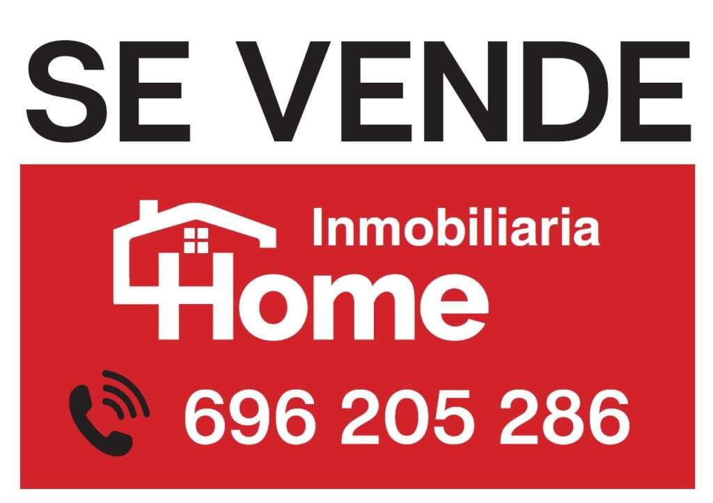 cartel inmobiliaria personalizado