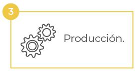 Nuestras máquinas inician la producción